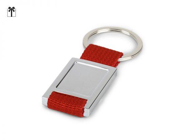 axel metalni privezak za kljuceve sa trakicom crveni beograd promotivni materijal kairos