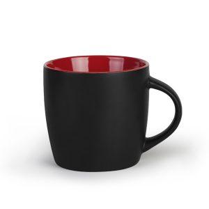 BLACK BERRY keramička šolja 300ml crvena kairos zemun