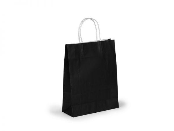 poklon kesa papirna lexa crna promotivni materijal beograd zemun