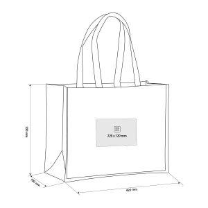 torba tahiti 1 promotivni materijal beograd zemun