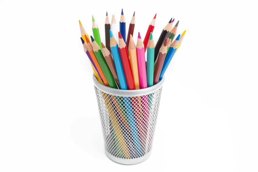 Kutija za olovke pratila je pribor za pisanje kairos